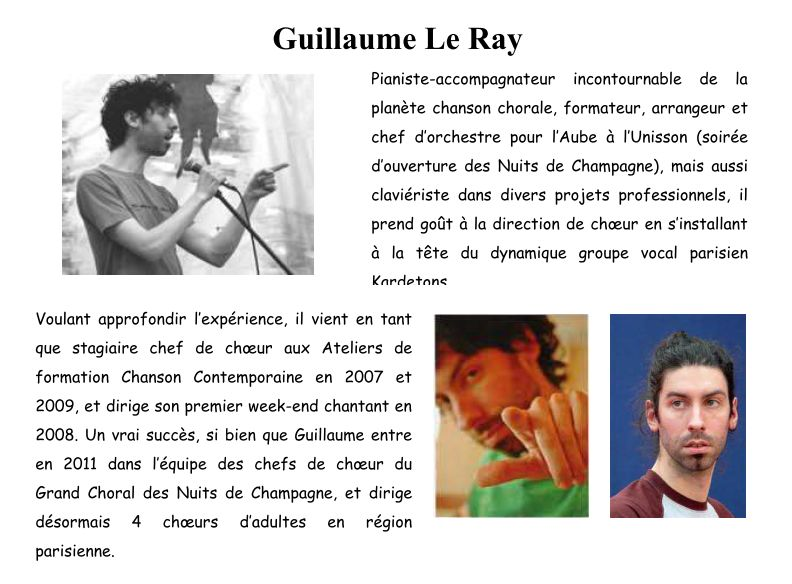 Guillaume Le Ray